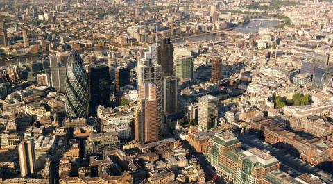 Я увижу небо Лондона - удиви…
