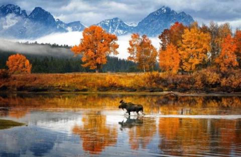 20 мест, где осень невероятн…