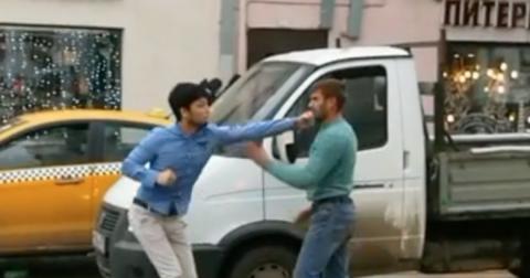 Газелист против таксиста