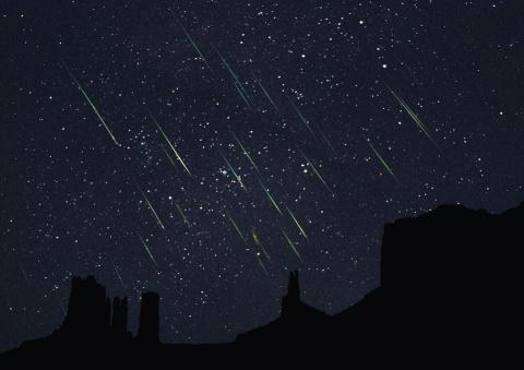 Метеорный поток Леониды достигнет пика в ночь на субботу