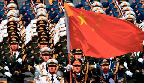 Вооруженные силы Китая: стру…