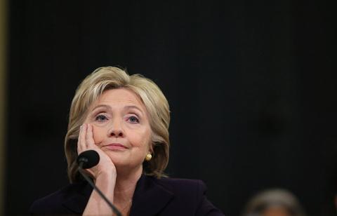 Пауки в банке: Клинтон обвин…