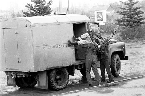 Вытрезвители советского времени