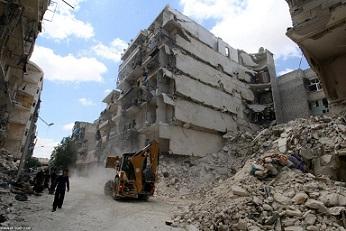 Сирийский кризис. Планета устала от гегемонии США