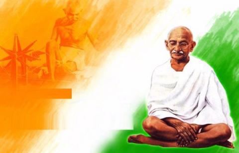 5 уроков жизни от Махатмы Ганди