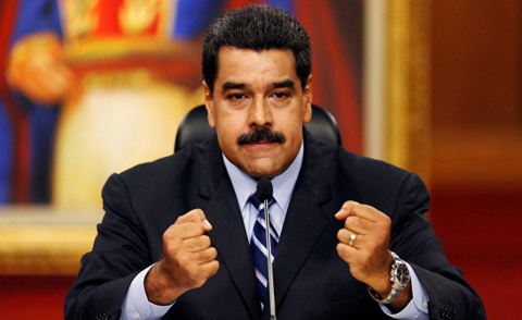 Мадуро: организаторы антиправительственных митингов должны предстать перед Конституционной ассамблеей Венесуэлы