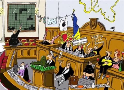 Уголь для Украины закончился