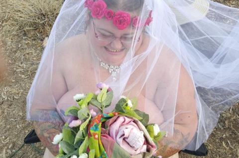 Невеста весом 165 кг вышла з…