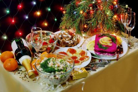 Простые в приготовлении и очень вкусные новогодние рецепты