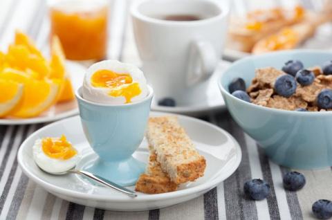 Какой завтрак самый полезный?!