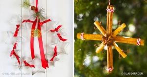 10 необычных способов украсить интерьер к Новому году