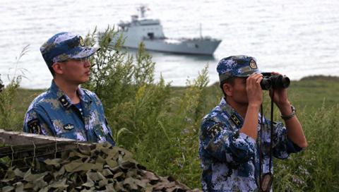 Китай провел успешный испытательный полет боевого разведывательного беспилотника