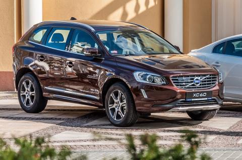 Самоуправляемый Volvo появится в 2021 году