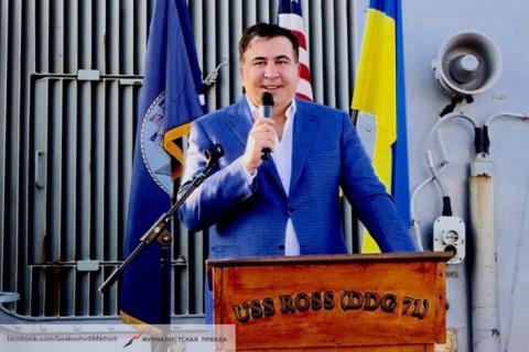 Саакашвили подозревают в под…