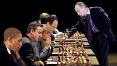 Россия успешно ведет свою вн…