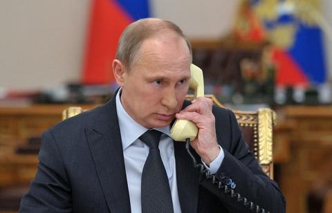 Путин и Трамп обсудили кризи…