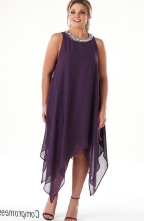Модные стрижки для полных женщин (50 фото)