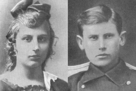 Писатель Александр Фадеев всю жизнь писал письма своей первой любви