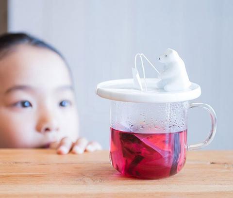 20 креативных приспособлений для любителей чая