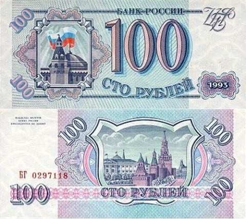 Денежная реформа 1993 года в России