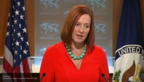 Джен Псаки дала несколько советов пресс-секретарю и советнику президента США