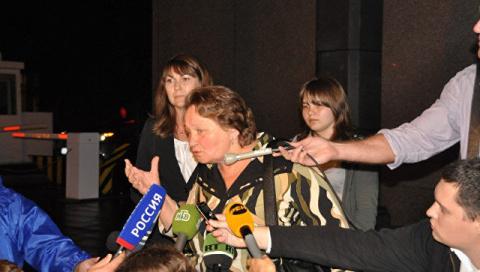 Мать осужденного в США летчика Ярошенко скончалась в ростовской больнице