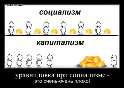 Про сыр при социализме и капитализме