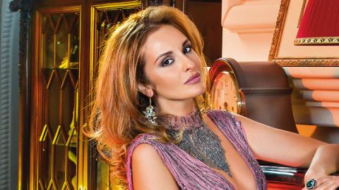 Софья Каштанова: «Любовь нак…