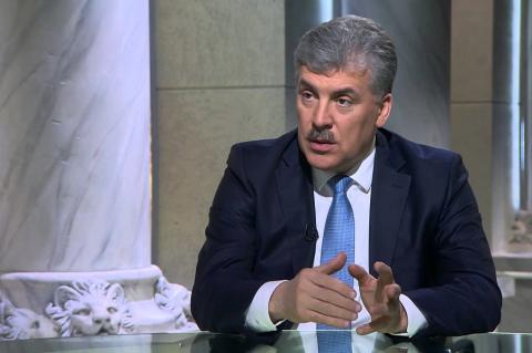 У КПРФ новый кандидат – директор совхоза Павел Грудинин. Если утвердят