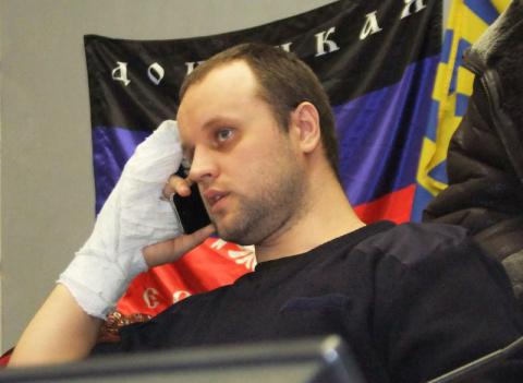 Павла Губарева пытал лично глава МВД Украины Арсен Аваков