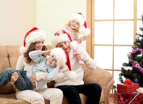 Детская территория. Чем заняться в Новый год: игры для детей