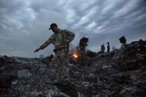 Молния! Малайзийский Boeing-777 был сбит украинским летчиком Волошиным