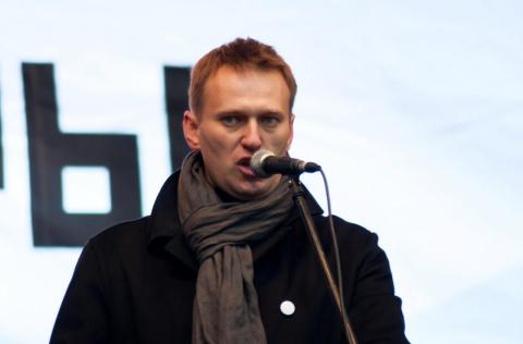 Навальный призвал оппозицию …