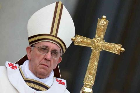 Граждане Украины - папе римс…