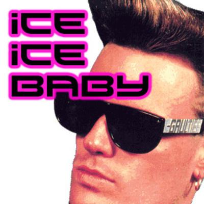 Хит «Ice Ice Baby» реклама превратила в «Rice Rice Baby»