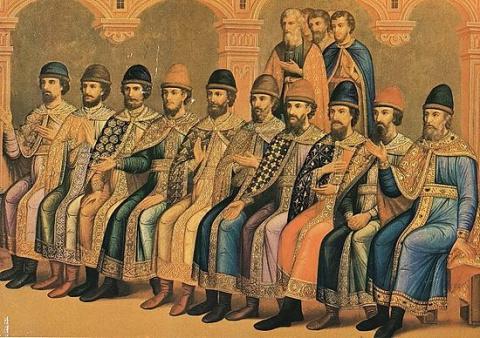 На каком языке говорили перв…