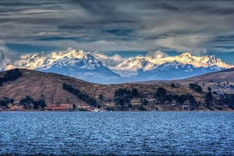 Загадочное озеро Титикака