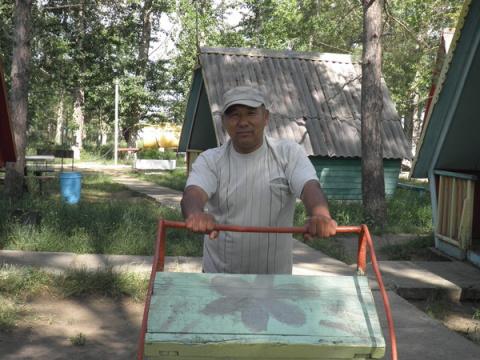 sabrzhan moldabaev