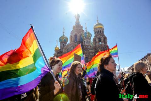 Заговор всемирного гомосексу…