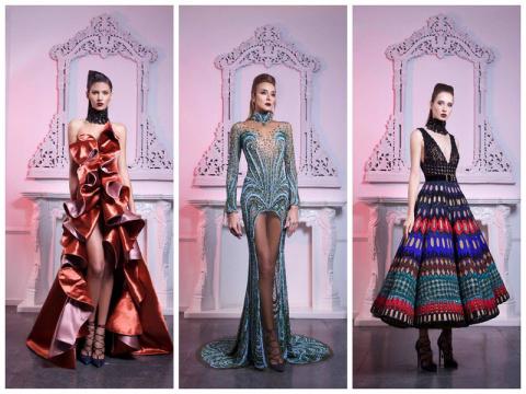 Nicolas Jebran Haute Couture…