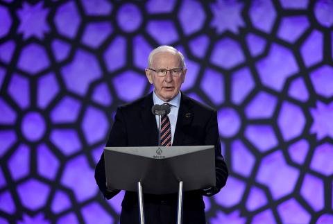 Глава Европейского олимпийск…