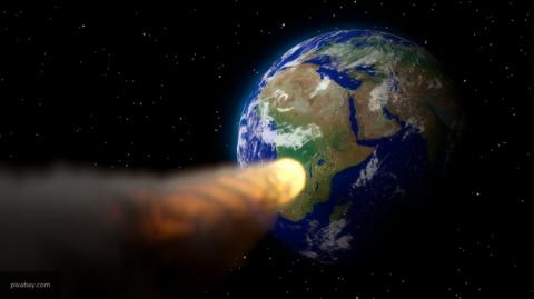 Ученые: убивший динозавров астероид устроил на Земле мрак на два года