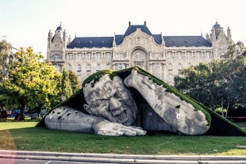 Креативные скульптуры со все…