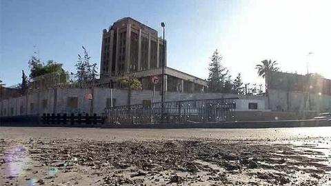 Сирия: террористы снова пытались обстрелять российское посольство в Дамаске