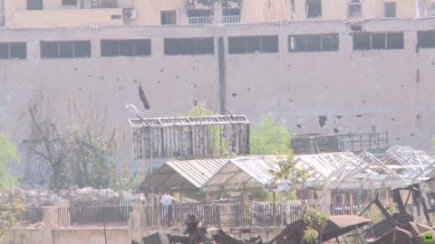 Огонь на поражение: корреспондент RT о новых жертвах боевиков в Алеппо