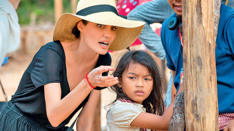Анджелина Джоли: «Водиночес…