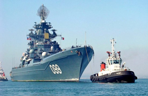Стала известна дата возвращения атомного крейсера «Адмирал Нахимов»
