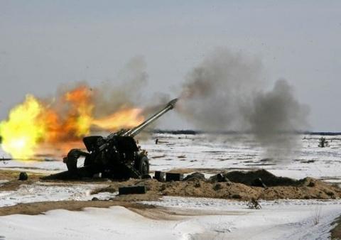 ДНР в огне: киевские силовик…