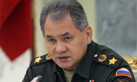 Шойгу заявил о наращивании боевого потенциала НАТО у границ России