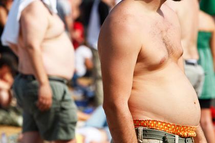 Названа неожиданная польза ожирения